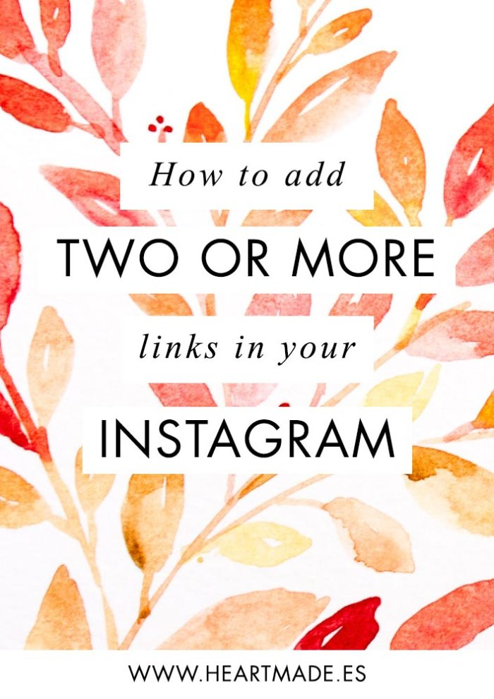 If you are anything like me, you will find this IG hack a life changing tip. Now, thanks to Linktree, I can share at the same time my website, my last blog post, my free phone wallpapers & everything I want to promote.