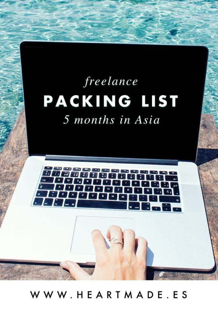 I'm gonna be traveling around Asia for the next 5 months! So because of my recent arrival to Kuala Lumpur, I wanted to share with you my freelance packing list for 5 months in Asia…