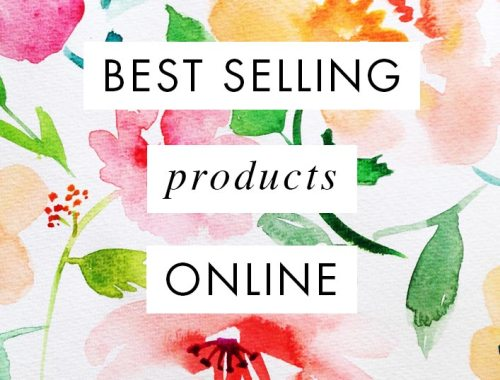 These are my thoughts about Best Selling Products for Online Businesses: