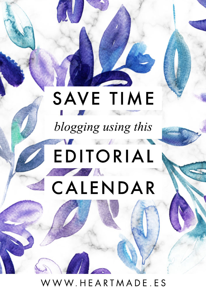 Save time blogging using the best editorial calendar for Wordpress: Nelio Content