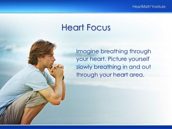 HeartMath Appreciation Tool And Exercises HeartMath