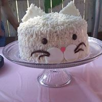 kitty cake - Donna's Sweets