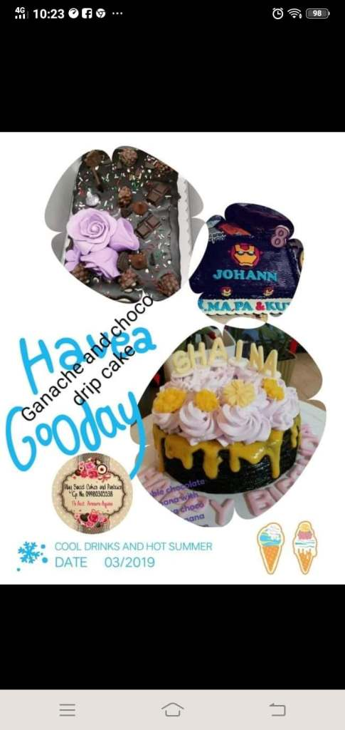 67333954 2303318466558885 6234170516479934464 n 485x1024 - May Sweet18 Cakes and Pastries