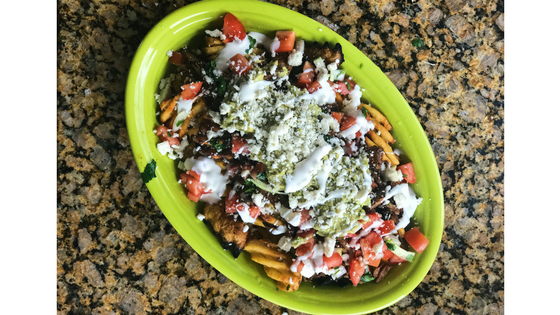 Rise Up to the Super Bowl with Carne Asada Fries