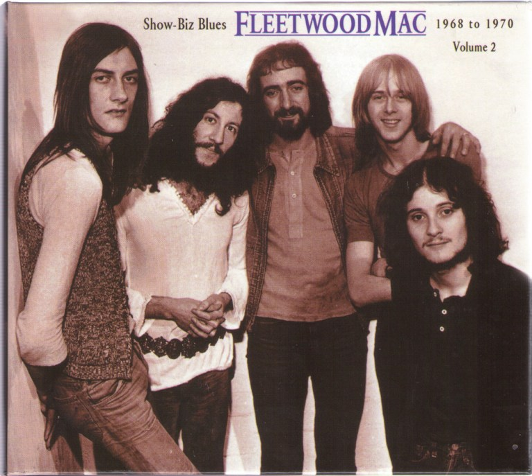 fleetwood mac 1970 green manalishi