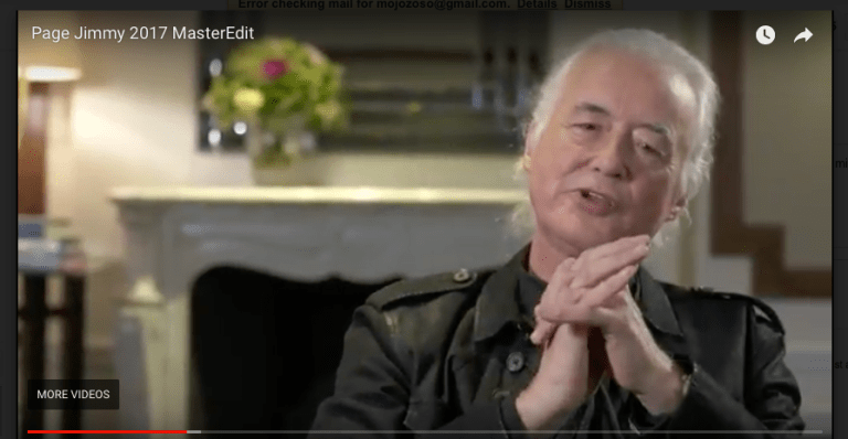 jimmy page interview