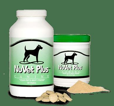 Nuvet Plus