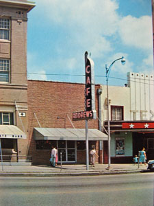 Andrews Cafe Hillsboro Texas