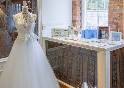 Silver Sixpence Bridal Boutique