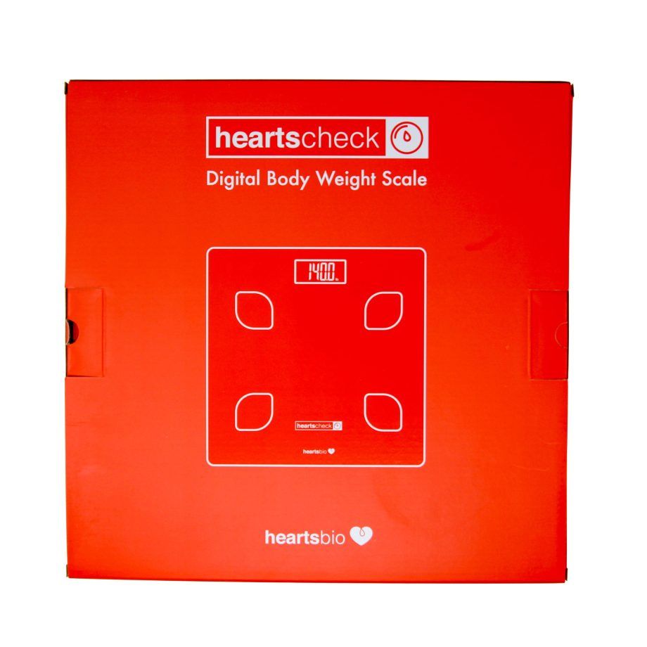 HeartsCare body weight scale W1