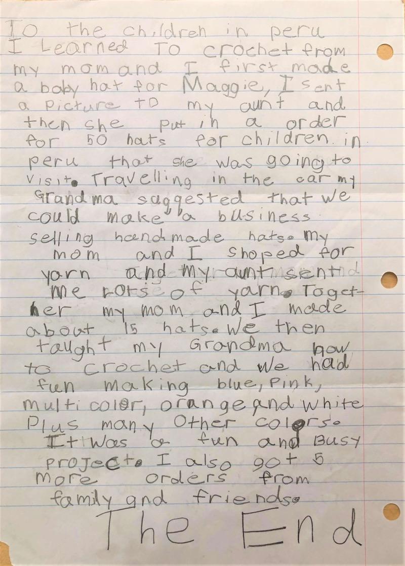 luke's letter
