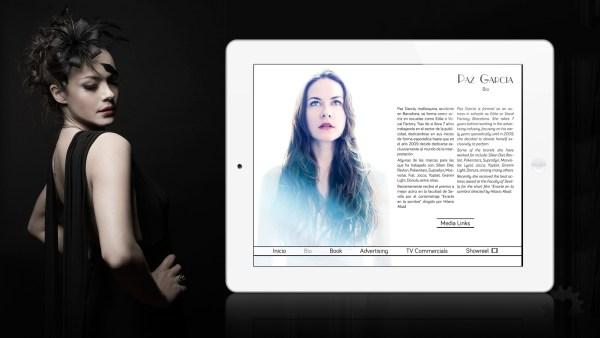 Rafa Morey - Paz García - Captura de Pantalla 2