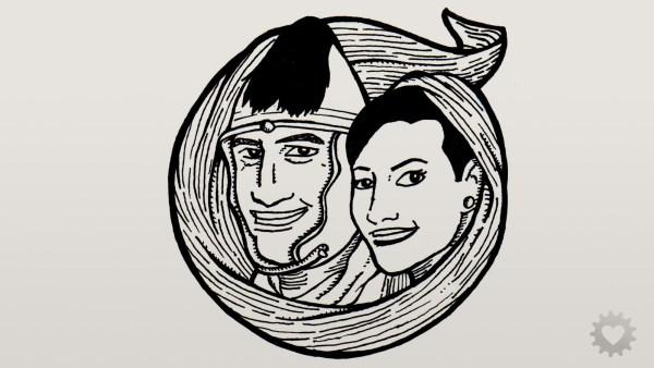 Rafa Morey - Ilustración etiqueta