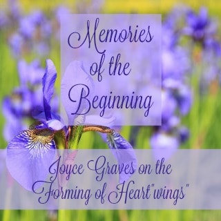 Joyce Graves on Forming of Heart