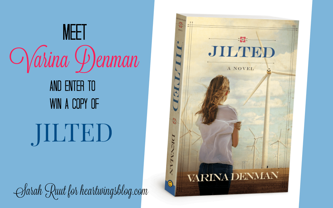 'Jilted': A Visit With Varina Denman and a Giveaway
