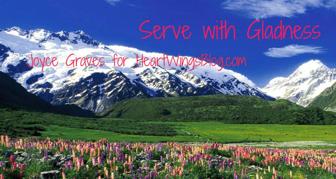 Serve With Gladness