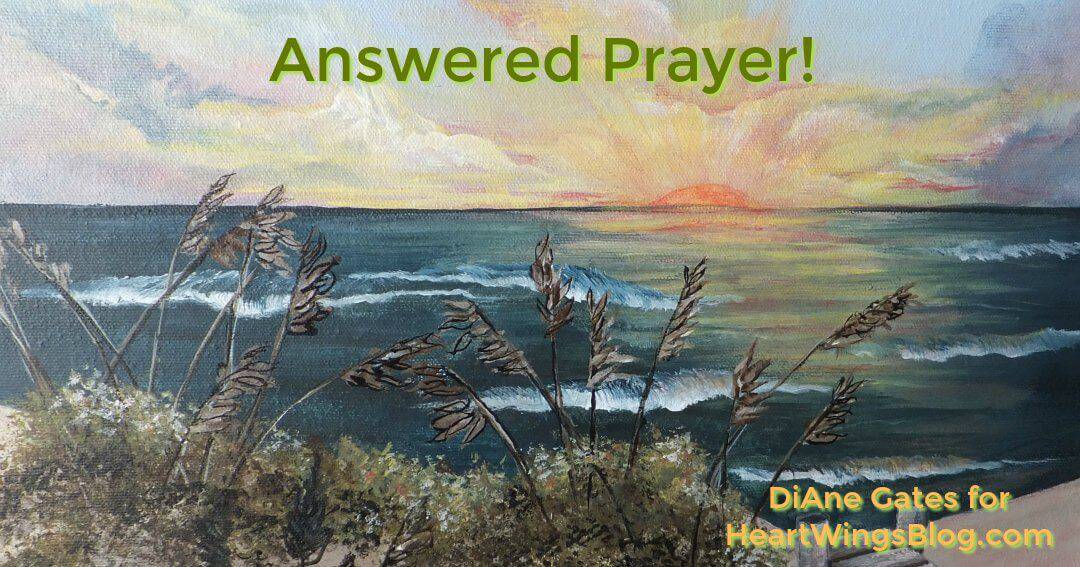 Answered Prayer!
