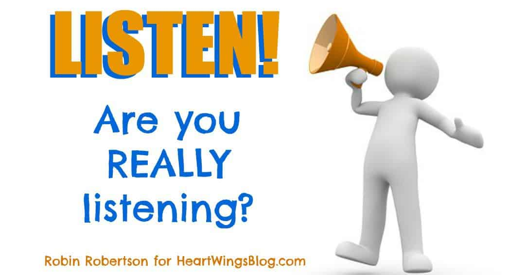 Listen! Are You Really Listening?