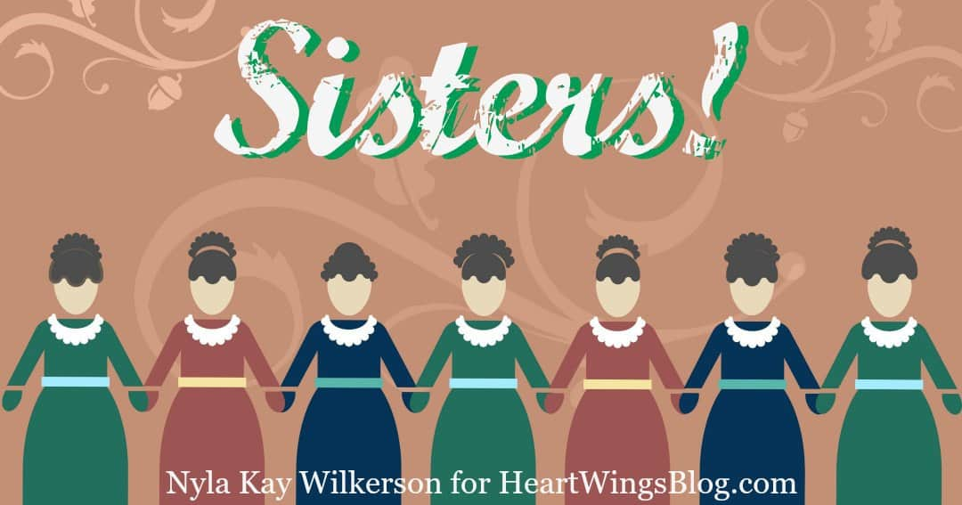 Never Alone with Sisters in Christ