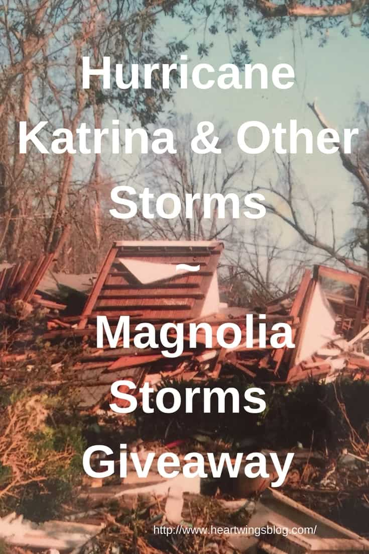 Hurricane Katrina and Other Storms Magnolia Storms Giveaway