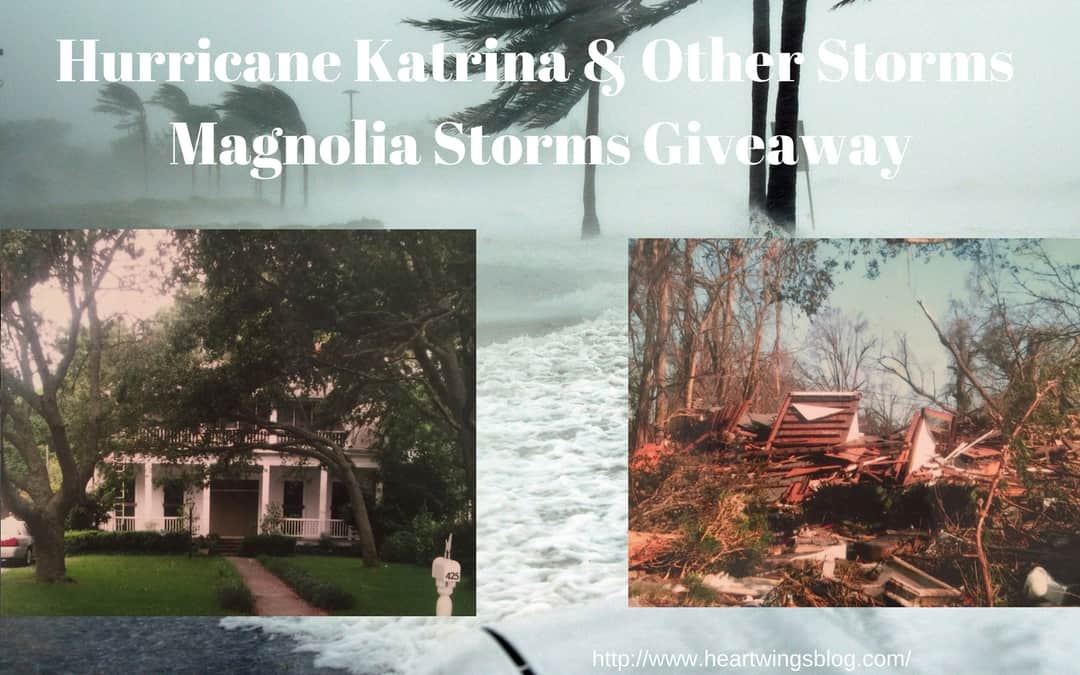 Hurricane Katrina and Other Storms in Life, Magnolia Storms Giveaway