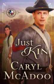 Just Kin by Caryl McAdoo featured on HeartWingsBlog.com