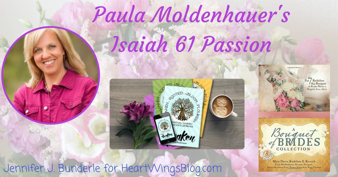 Paula Moldenhauer's Isaiah 61 Passion