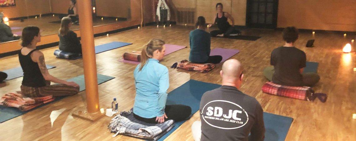 Yoga Classes HeartWish Healing Center