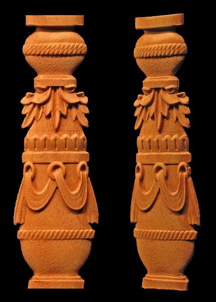 Pillar Onlay Small Blocks And Onlays