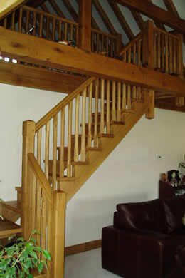 Specialist Joinery South East Heartwood Construction