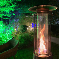 patio heaters shop for gas and