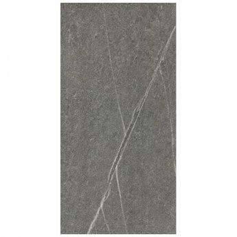 rak shine stone matt tiles 300mm x 600mm dark grey box of 6