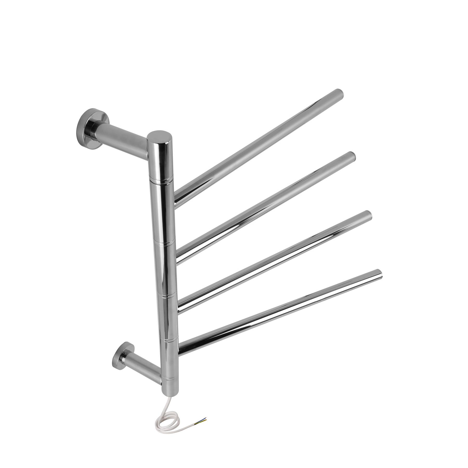 Paris Dry Electric Stainless Steel Towel Rail 500 X 600mm