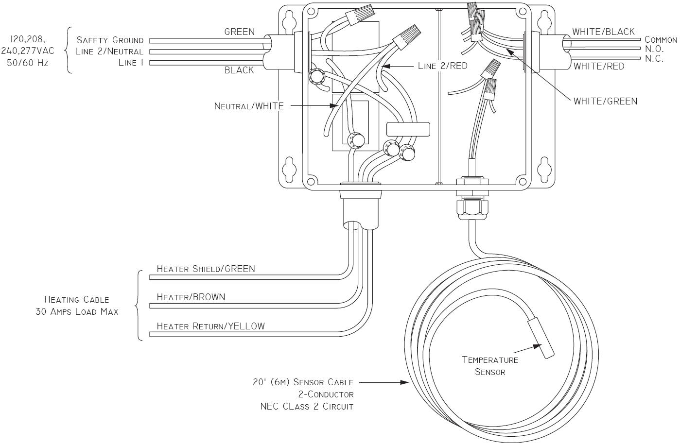Wattstopper Occupancy Sensor Wiring Diagram