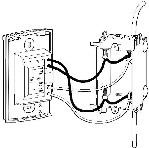 Double Pole Line Voltage Thermostat