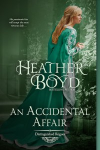 distinguished rogues series book 4 an accidental affair
