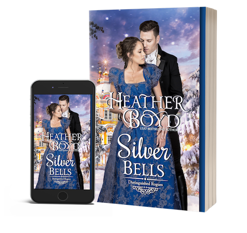 Silver Bells book cover