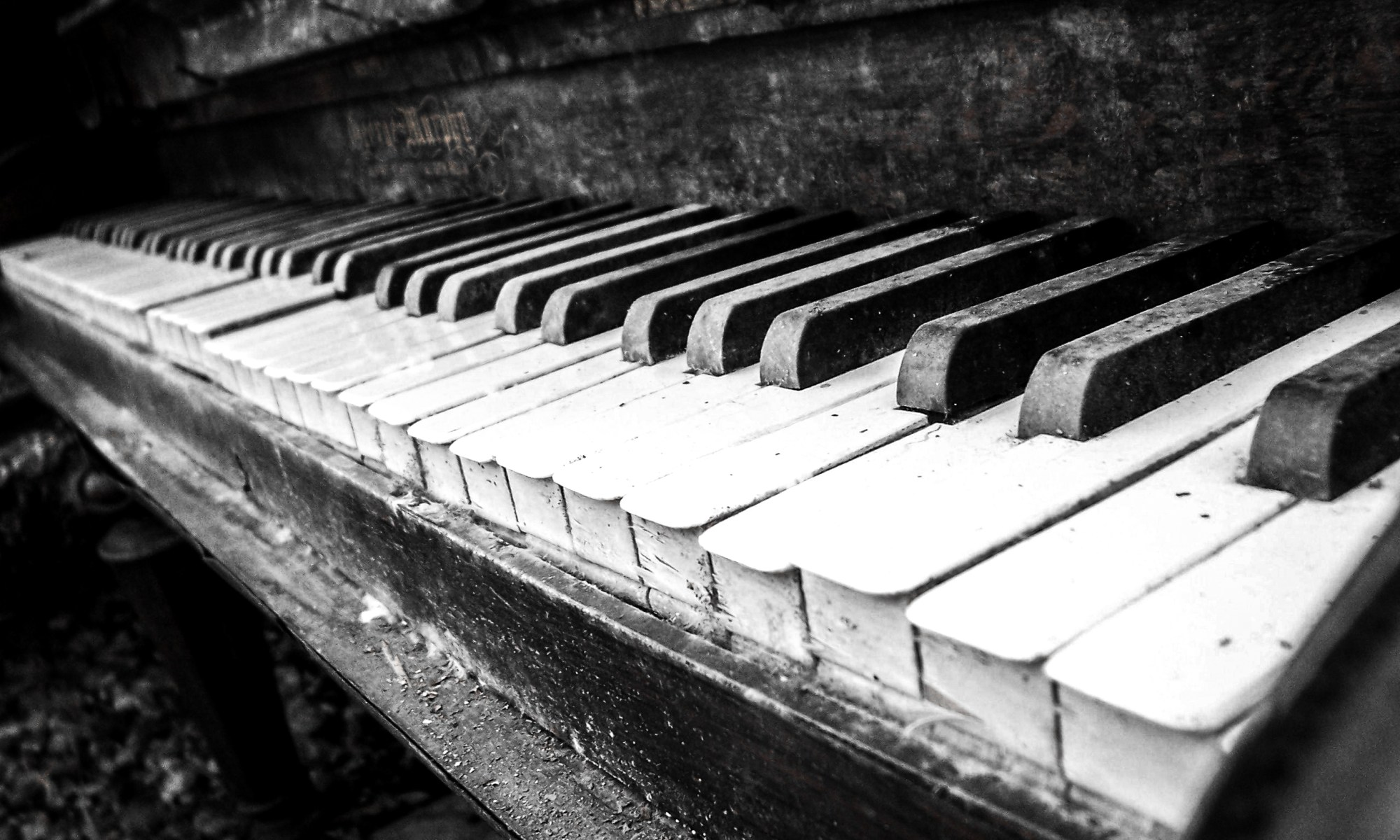 piano by Christopher Farmer Flickr
