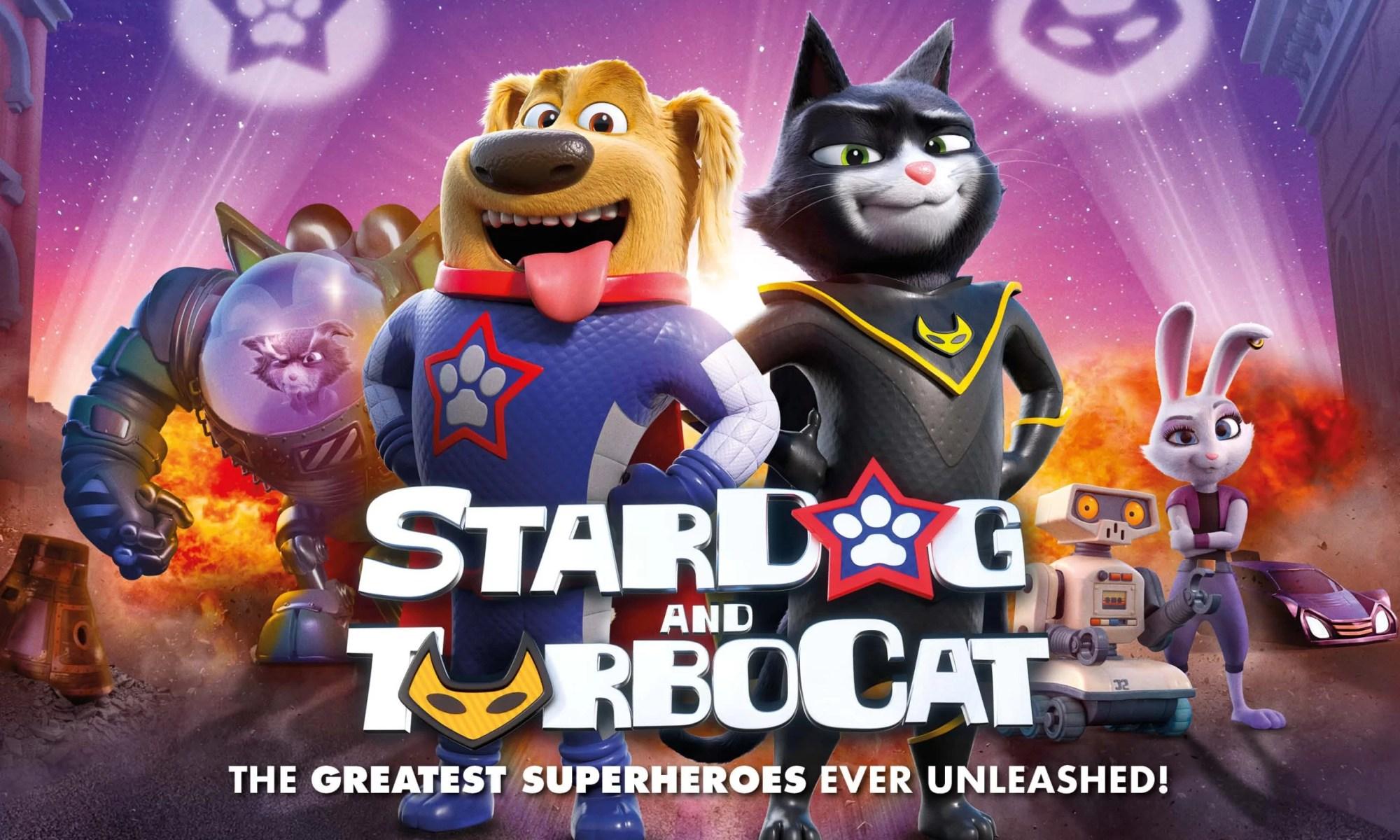 StarDog and TurboCat   Heather Fenoughty