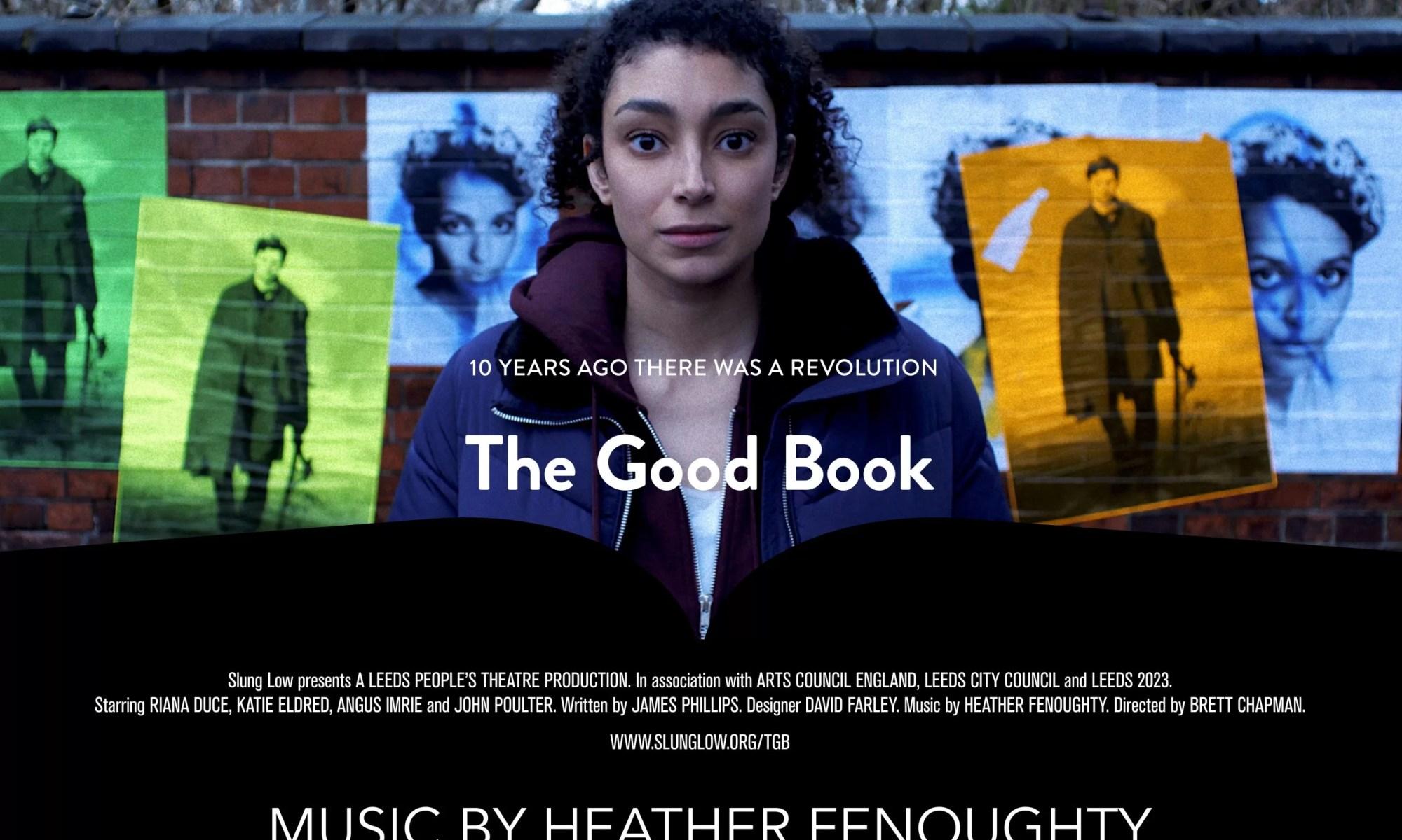 Cover Art for The Good Book Film Soundtrack Album