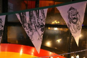 Wizard of Oz Bunting
