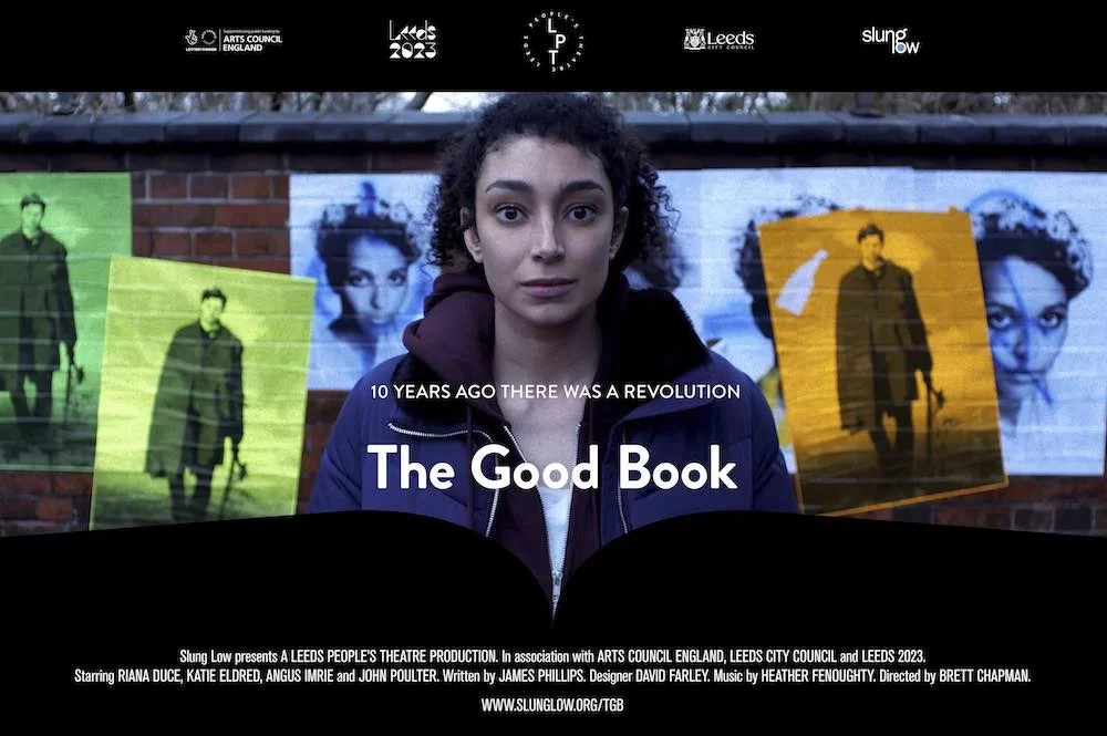 Poster art for The Good Book film