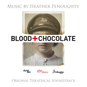Blood+Chocolate Album Artwork