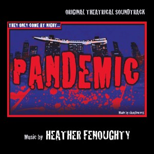 They Only Come At Night: Pandemic Album Cover