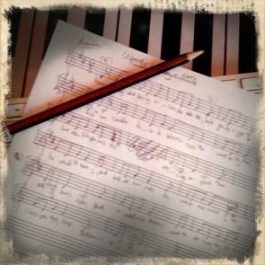 Manuscript Music