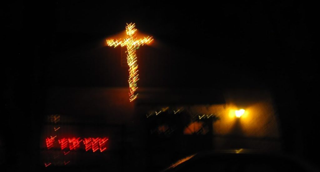 LIT CROSS