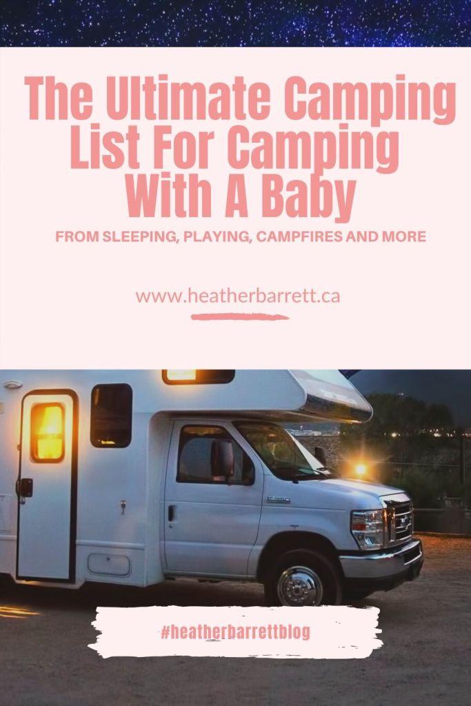 baby-camping-checklist