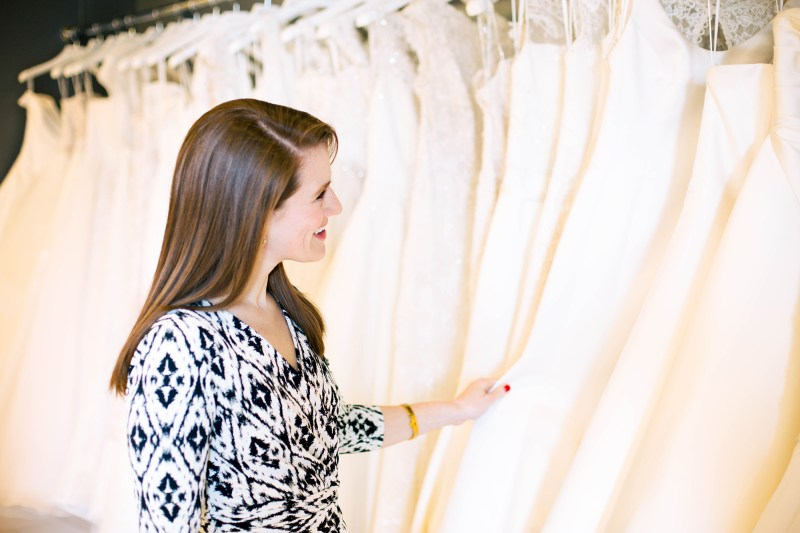 The Dress Search: Finding a Pre-Owned Wedding Dress