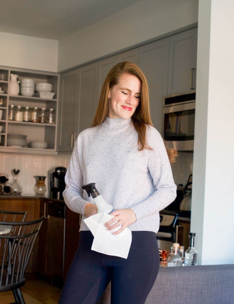 How We Keep Our Home Clean (Without a Cleaning Service!)