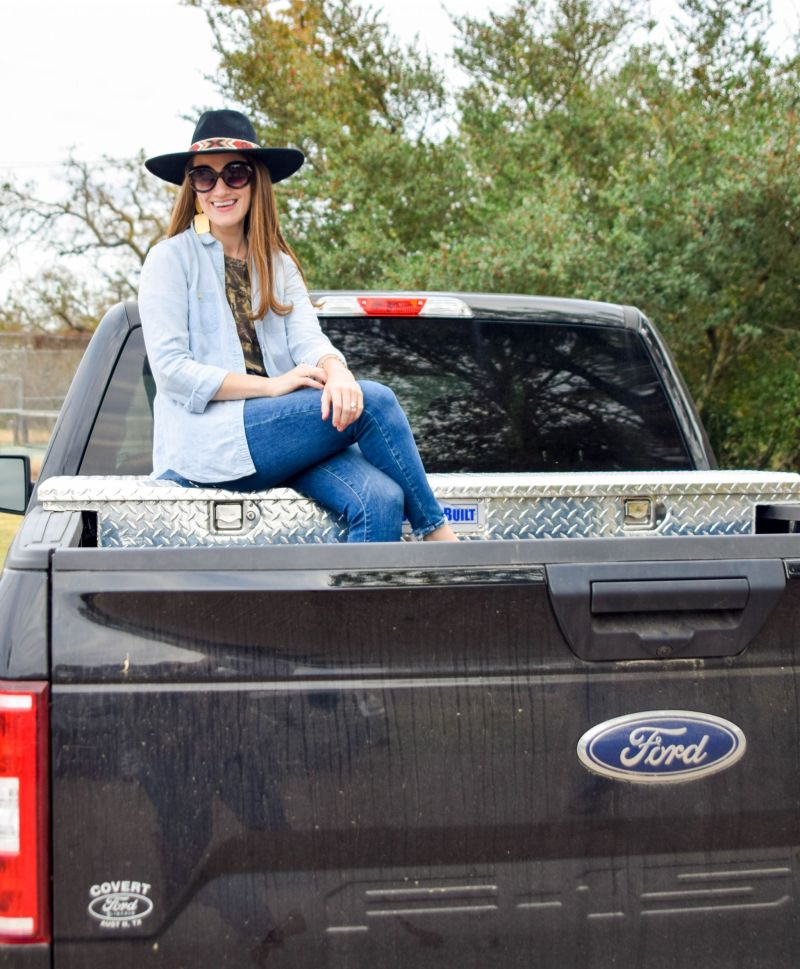 Hanging Out on the Ranch (And What to Wear!)